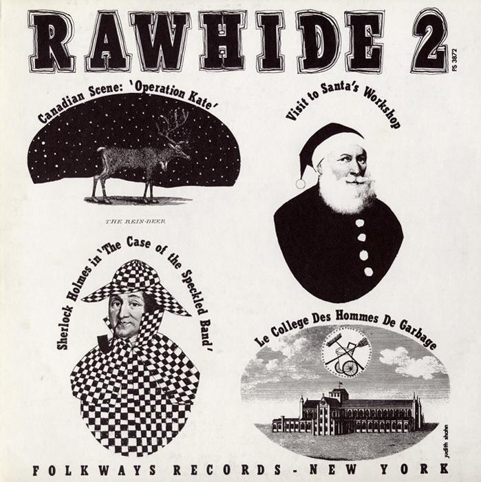Rawhide: Radio Programme, No. 2