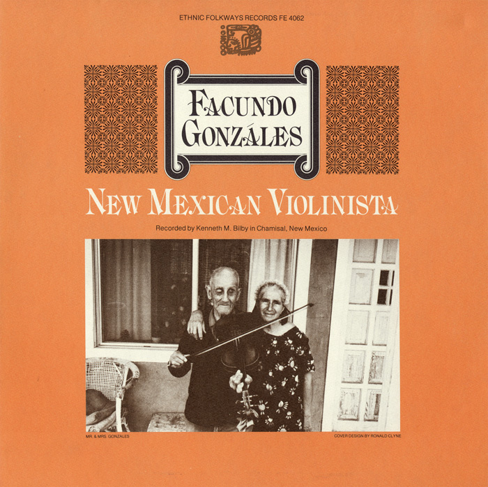 Facundo Gonzáles: New Mexican Violinista
