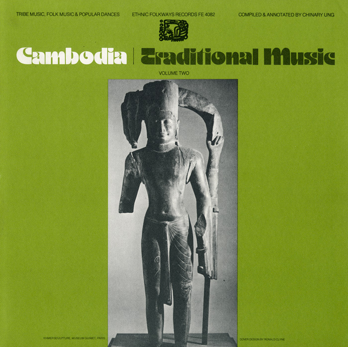 Cambodia: Traditional Music, Vol. 2: Tribe Music, Folk Music and Popular Dances