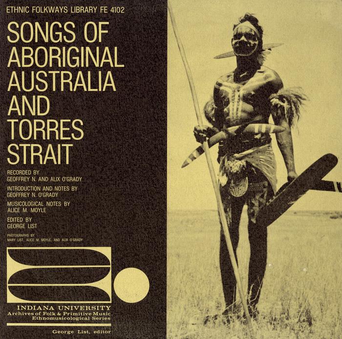 Songs of Aboriginal Australia and Torres Strait