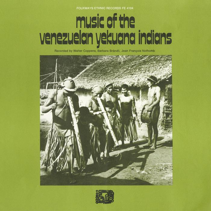 Music of the Venezuelan Yekuana (Makiritare) Indians