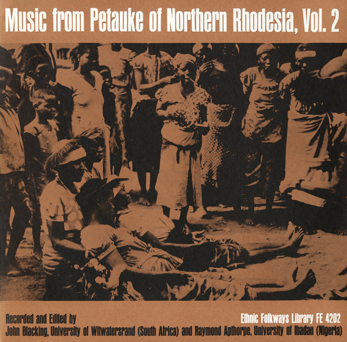 Music from Petuake of Northern Rhodesia, Vol. 2