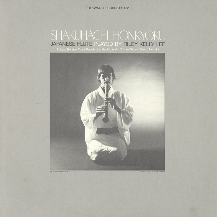 Shakuhachi Honkyoku Japanese Flute Played by Riley Kelly Lee
