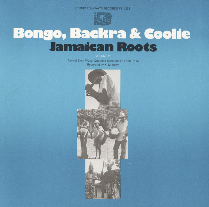 Bongo, Backra & Coolie: Jamaican Roots, Vol. 2