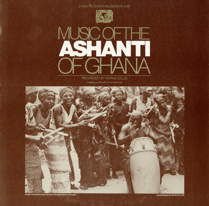 Music of the Ashanti of Ghana