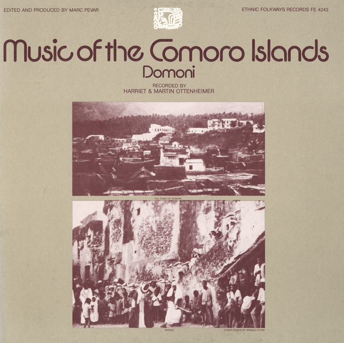 Music of the Comoro Islands: Domani