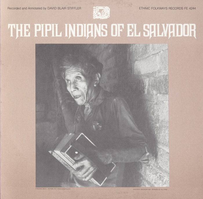 The Pipil Indians of El Salvador