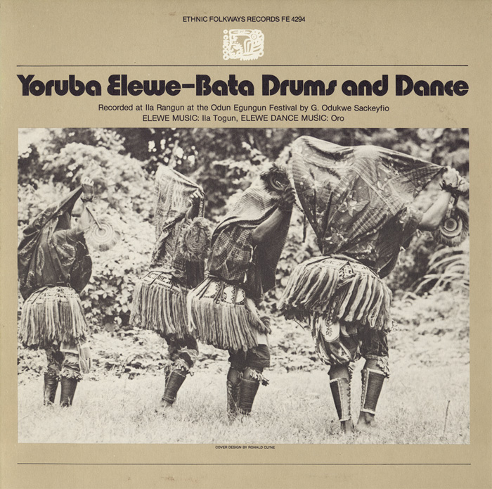 Yoruba Bata Drums: Elewe Music and Dance