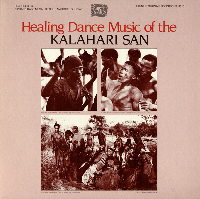 Healing Dance Music of the Kalahari San