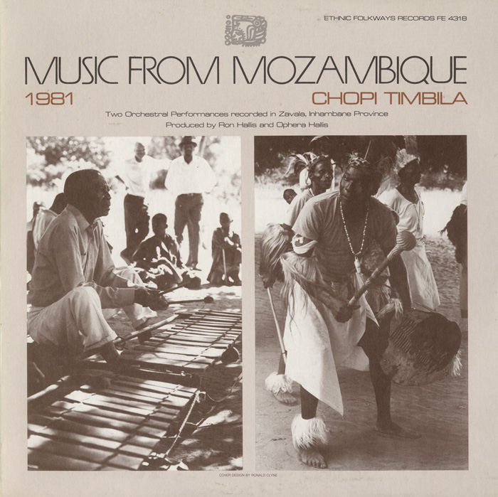 Music from Mozambique, Vol. 2: Chopi Timbila, Two Orchestral Performances