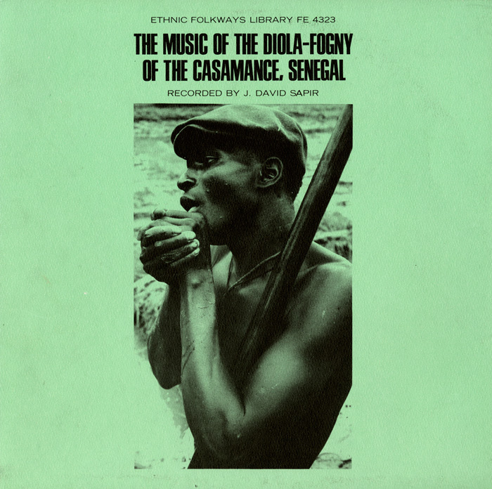 The Music of the Diola-Fogny of the Casamance, Senegal
