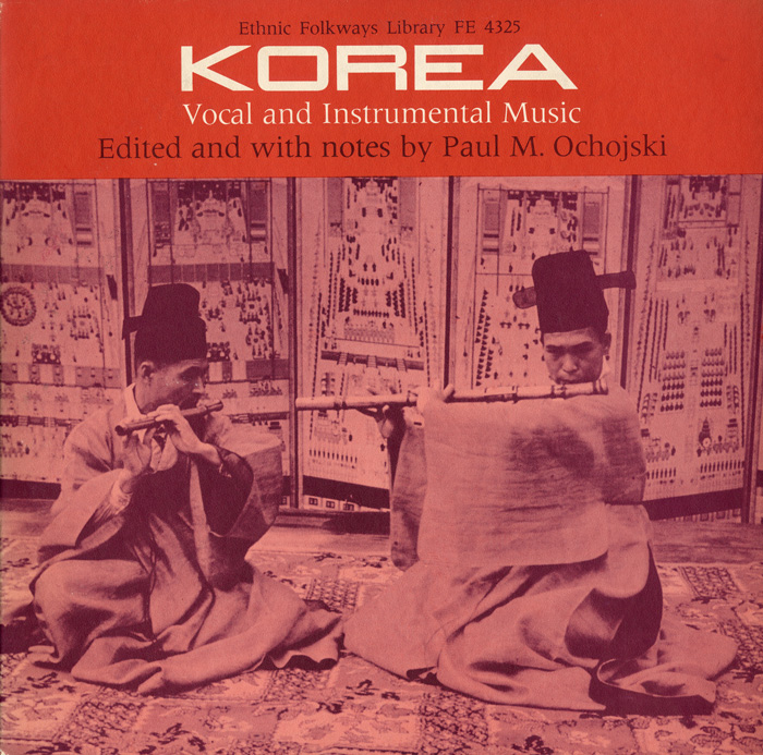 Korea: Vocal and Instrumental Music