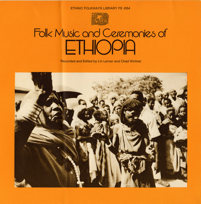 Folk Music and Ceremonies of Ethiopia