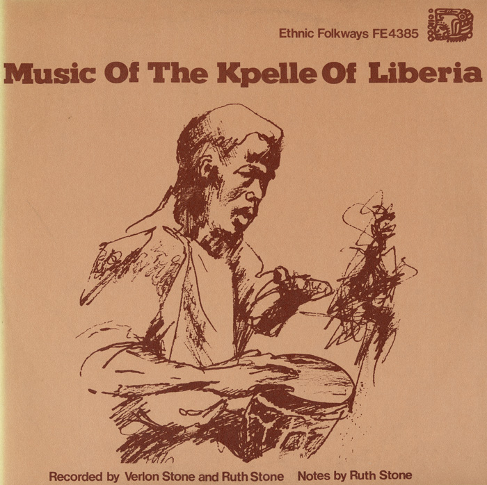 Music of the Kpelle of Liberia