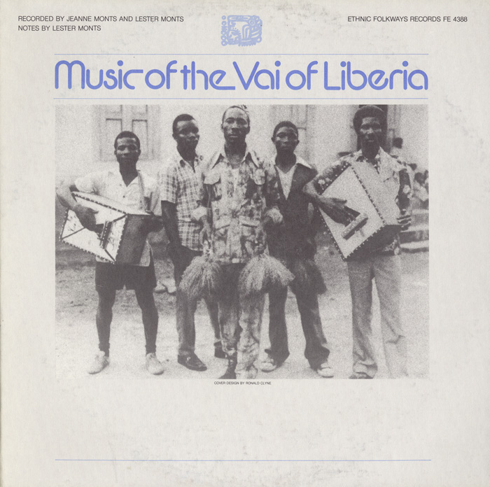 Music of the Vai of Liberia