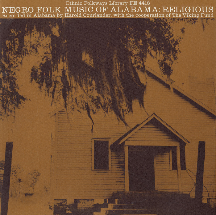 Negro Folk Music of Alabama, Vol. 2: Religious Music