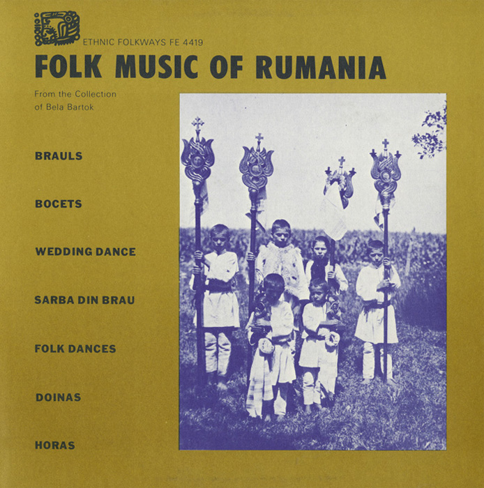 Folk Music of Rumania