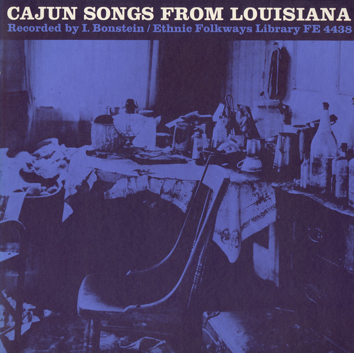 Cajun Songs from Louisiana