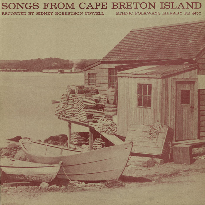 Songs from Cape Breton Island