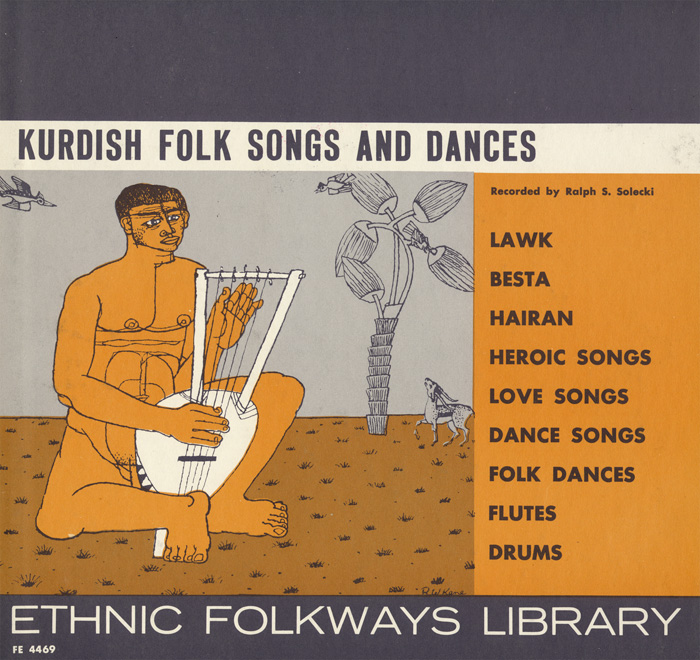smithsonian folkways kurdish folk songs and dances