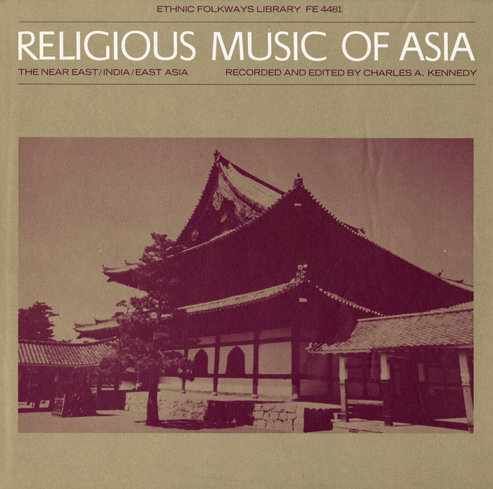 Religious Music of Asia