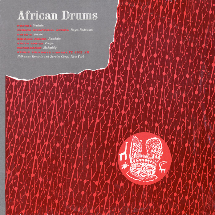 African and Afro-American Drums
