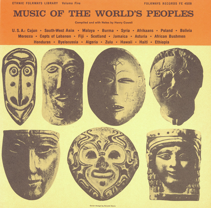 Music of the World's Peoples: Vol. 5
