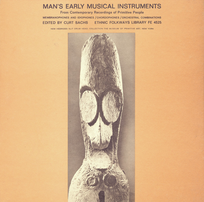 Man's Early Musical Instruments