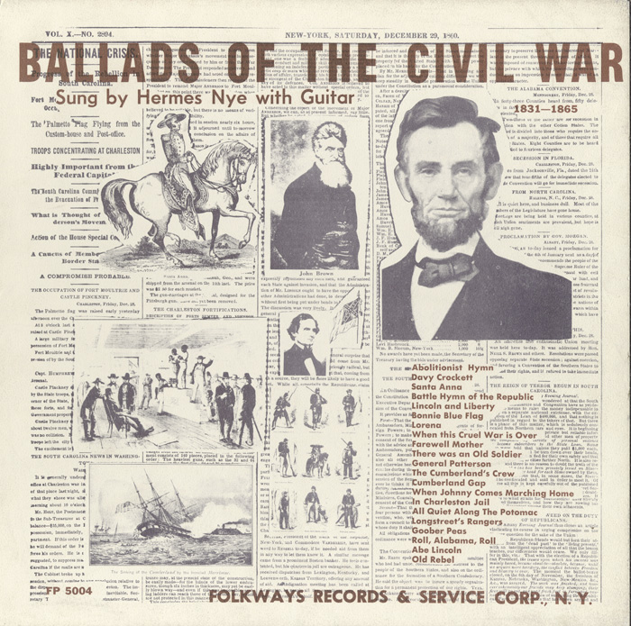 Ballads of the Civil War