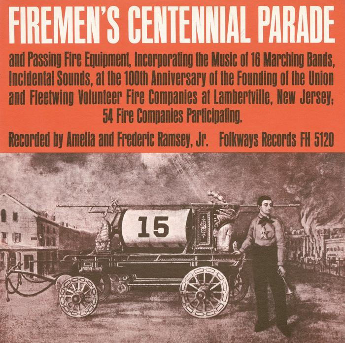 Firemen's Centennial Parade