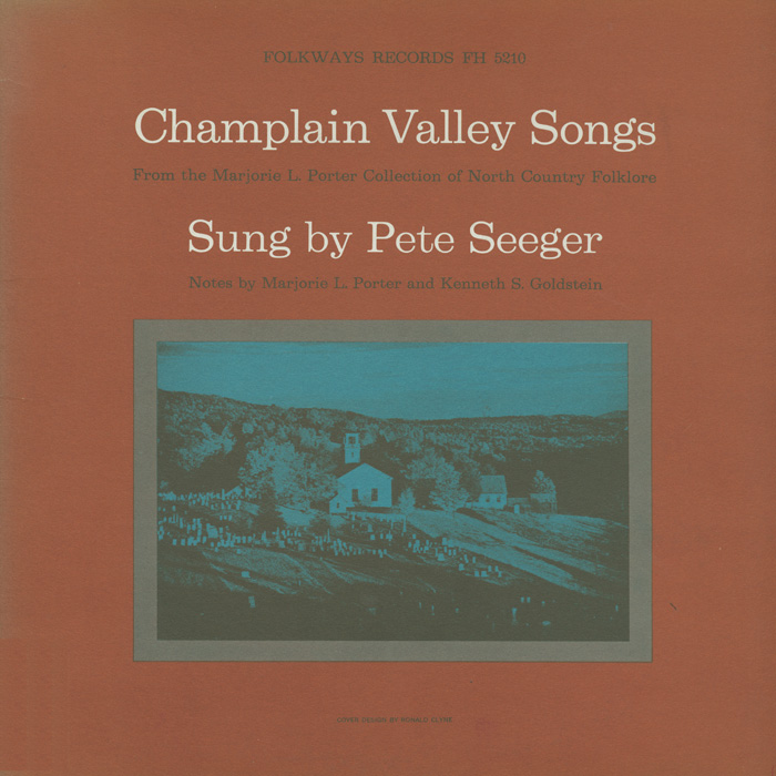 Champlain Valley Songs