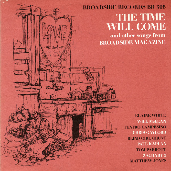 Broadside Ballads, Vol. 4: The Time Will Come and Other Songs from Broadside Magazine