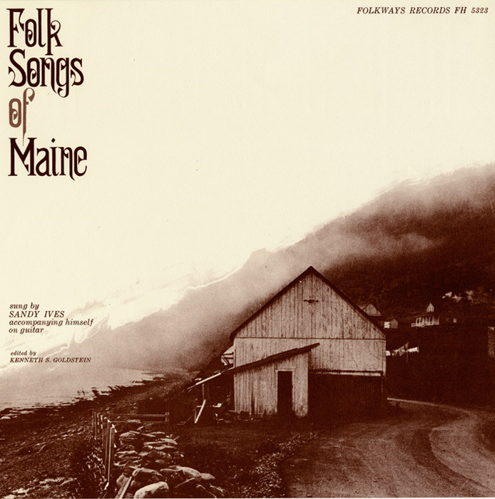 Folk Songs of Maine