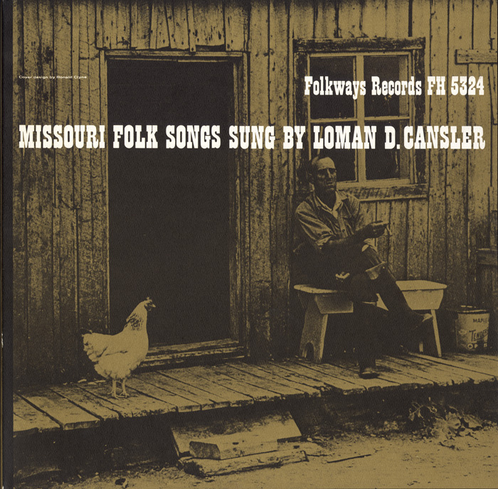 Missouri Folk Songs - Smithsonian Folkways