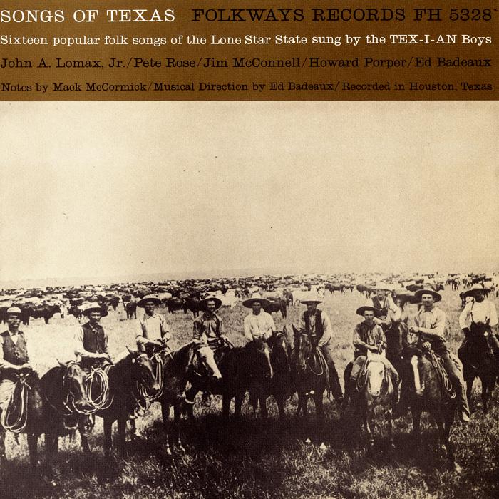 Lyric songs about texas lyrics : Songs of Texas - Smithsonian Folkways