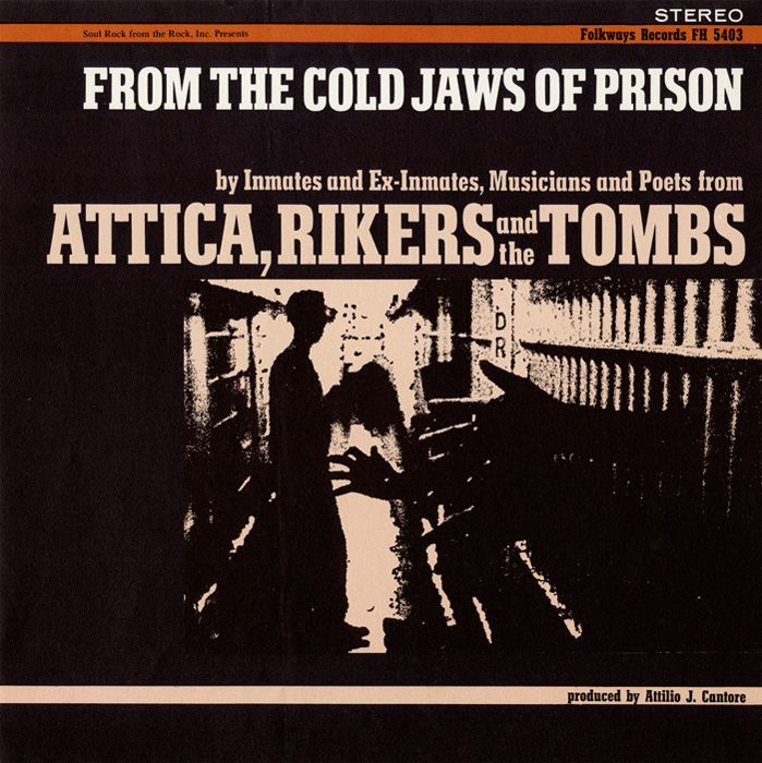 From the Cold Jaws of Prison