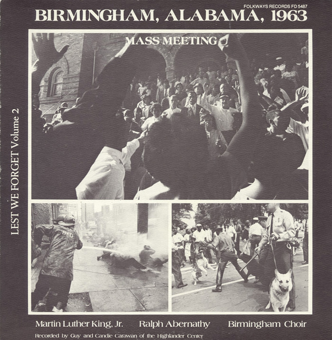 Lest We Forget, Vol. 2: Birmingham, Alabama, 1963 - Mass Meeting