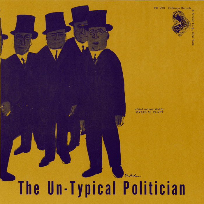 The Un-Typical Politician