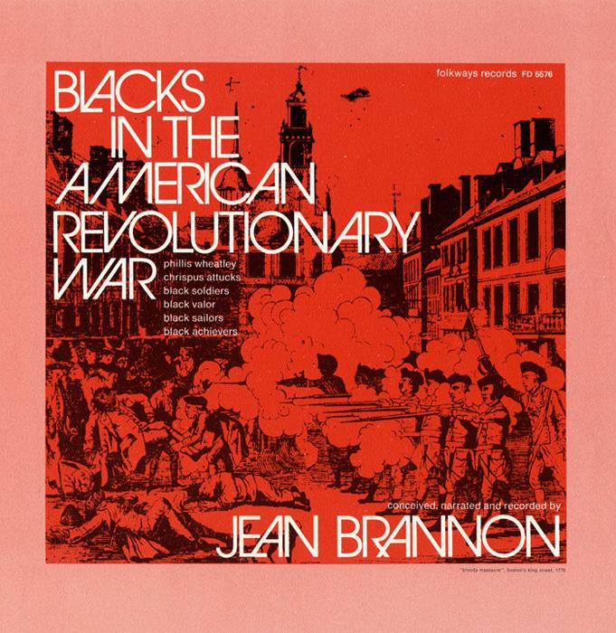 Blacks in the American Revolutionary War