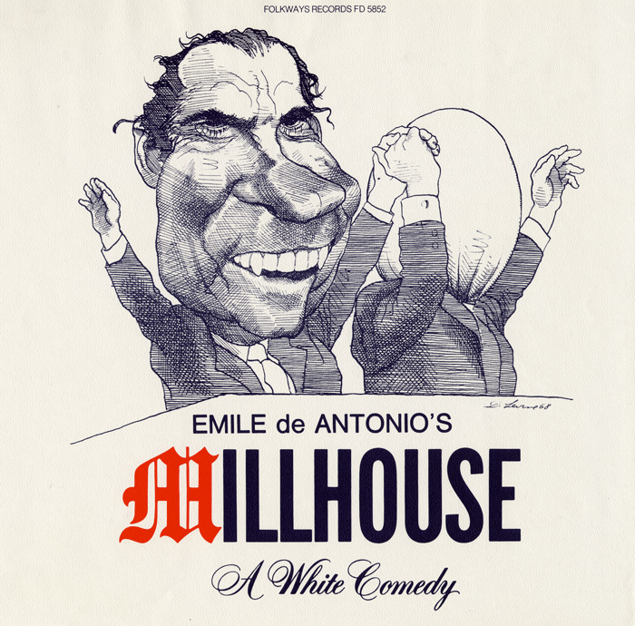 Millhouse (Original Soundtrack of Film on Richard Nixon)
