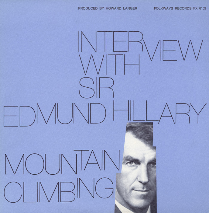 Interview with Sir Edmund Hillary: Mountain Climbing