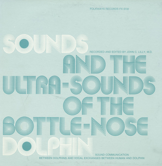 Sounds and the Ultra-Sounds of the Bottle-Nose Dolphin