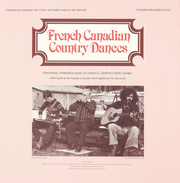 French Canadian Country Dances