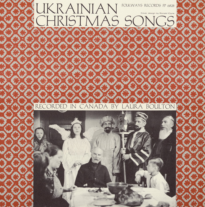 Ukrainian Christmas Songs - Smithsonian Folkways