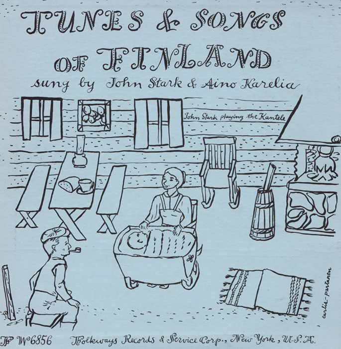 Tunes & Songs of Finland