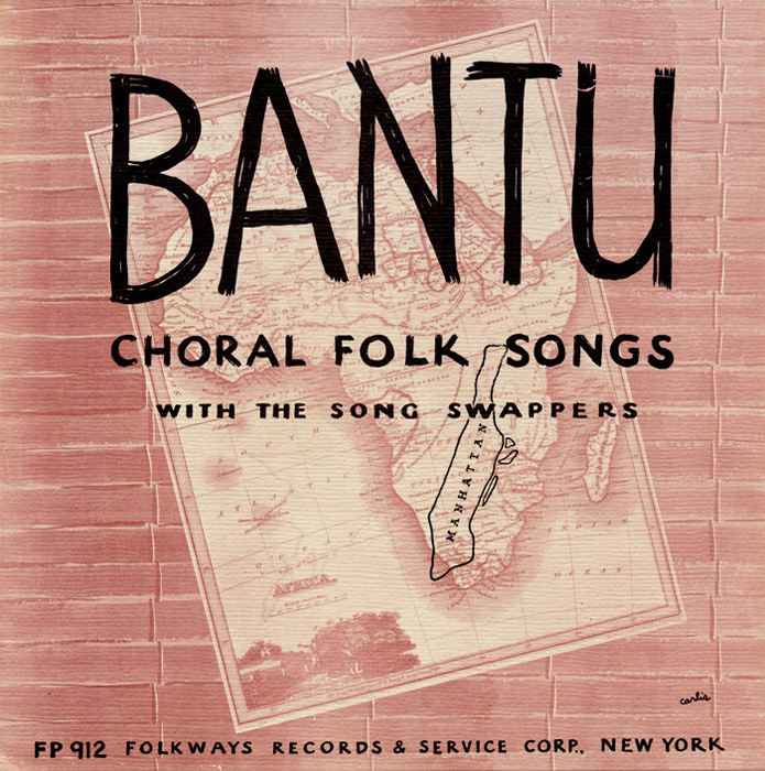 Bantu Choral Folk Songs