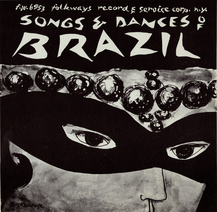 Songs and Dances of Brazil