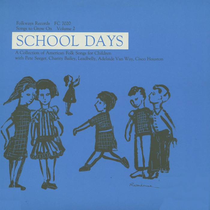 Songs To Grow On, Vol. 2: School Days