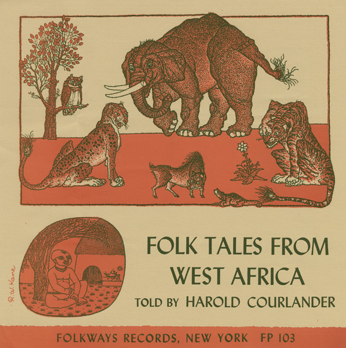 Folk Tales from West Africa