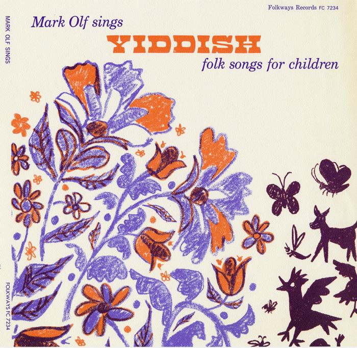 Yiddish Folk Songs for Children